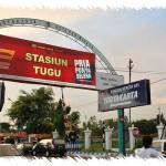 14. Tugu Station